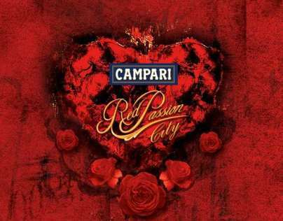 Campari Red Passion City