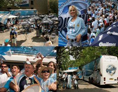 Quilmes Mobile Bar