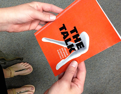 The Talk / Thesis Publication Design