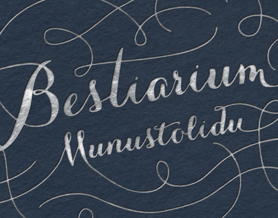 Bestiarium Munustolidu (Dull Workplace Creatures)