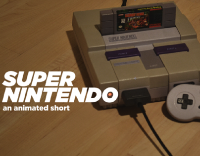 Super Nintendo: An Animated Short