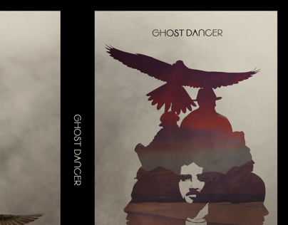GHOSTDANCER Book Cover