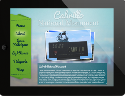 Cabrillo National Monument App