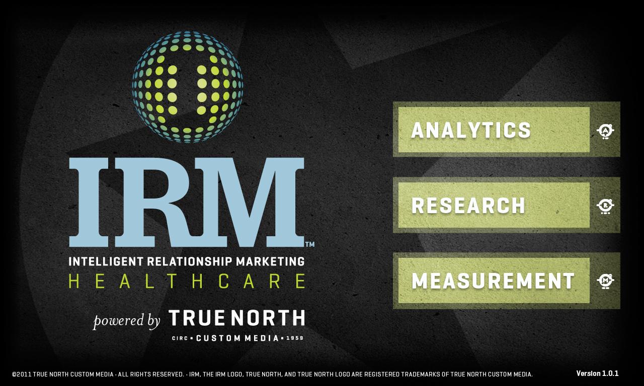 IRM: Intelligent Relationship Marketing
