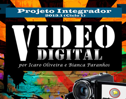 [Banner] Projeto Integrador Unijorge - Video Digital