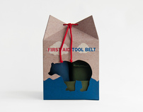 First Aid Tool Belt For Kids