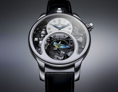 Jaquet Droz : Charming Bird