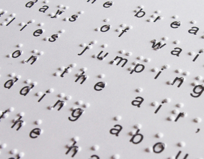 Literacy for the Visually Impaired