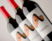 Amritta Wine by the Labelmaker