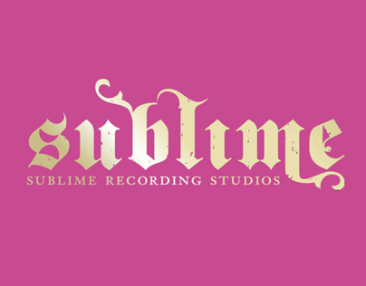 SUBLIME RECORDING STUDIOS