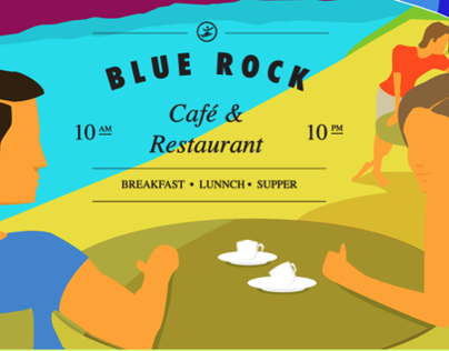 Blue Rock Restaurant