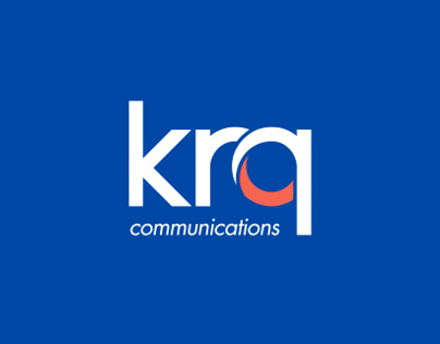 Logo design for KRQ Communications