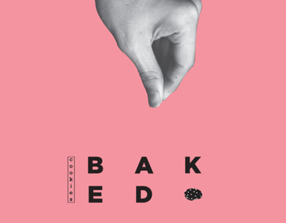 Baked Cookies Global Brand Identity / Packaging