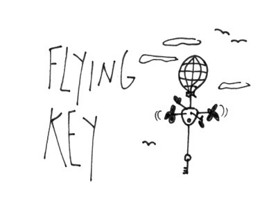 Flying Key