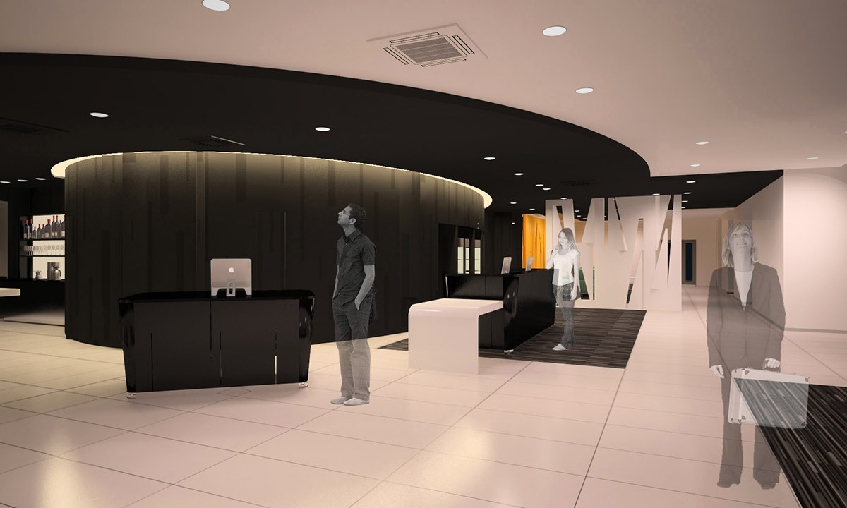 Hotel Park Inn Budapest_the project
