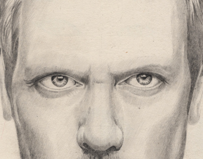 Dr.House Portrait
