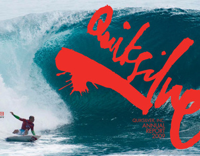 Quiksilver Annual Report