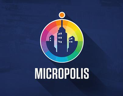 Micropolis – Rebrand