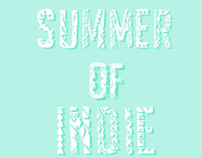 Spotify- Summer of Indie
