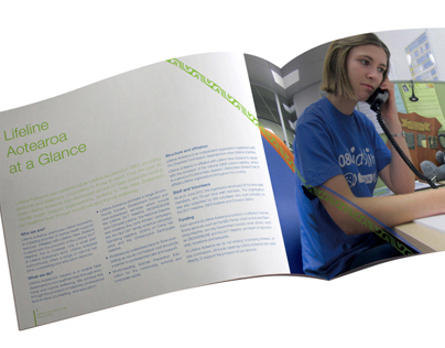 Lifeline Annual Report