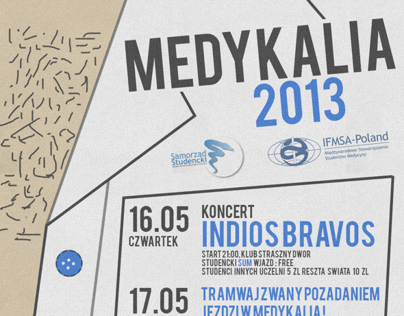 Medykalia 2013 Official Poster