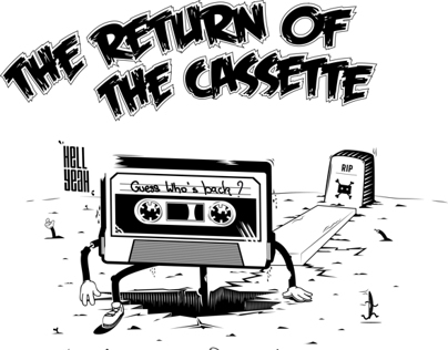 The retrun of the cassette design By Ianis Soteras
