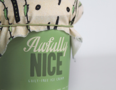 Awfully Nice - Guilt-Free Ice Cream