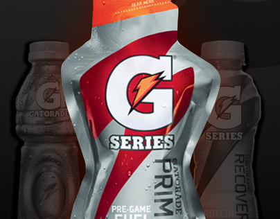 Gatorade G-Series Ads