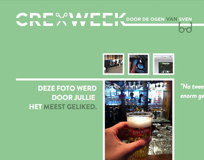 Creaweek image gallery