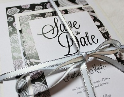 Fairy Tale Wedding Stationary