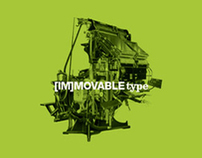 Immovable Type