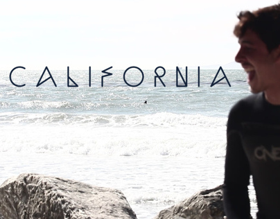 California Surf Video
