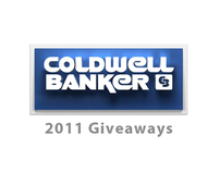 Coldwell Banker 2011 giveaways