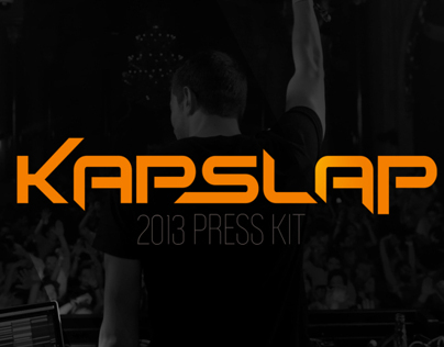 Kap Slap Press Kit 2013