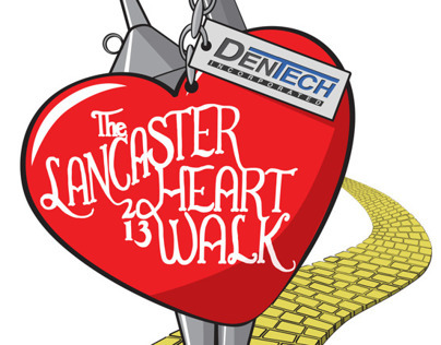 Dentech-AHA Heart Walk