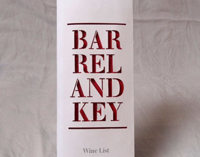 Barrel & Key