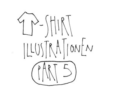 T-Shirt Illustrationen