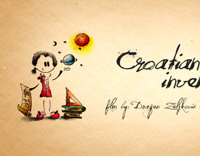Croatian Inventions short animation