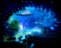 Seaworld in Concert + Wallpaper Pack