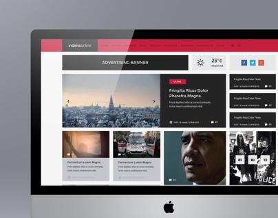 Indeksonline - Web Portal & Magazine
