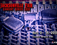 THE RECONSTRUCTION / Jacksonville Fair Concert  Series