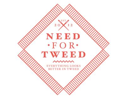 // Harris Tweed Need for Tweed