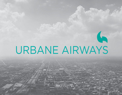 URBANE AIRWAYS - Identity