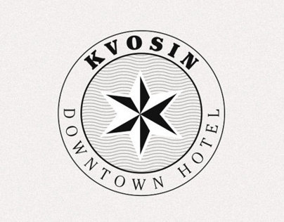 Kvosin Hotel illustrations