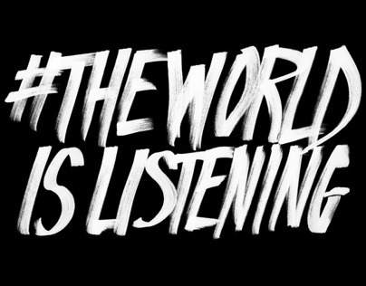 The World is Listening - The Grammys