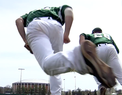 Ohio Beats Akron, Freshman Pitcher Throws Complete Game
