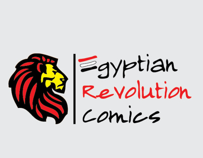 Egyptian Revolution Comics
