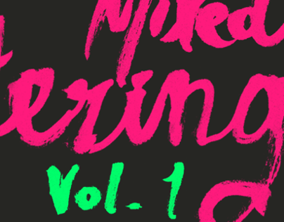 Mixed lettering vol. 1