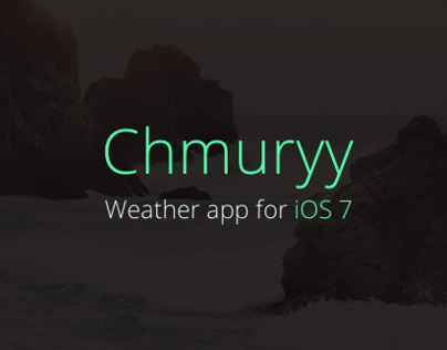 Weather app + psd