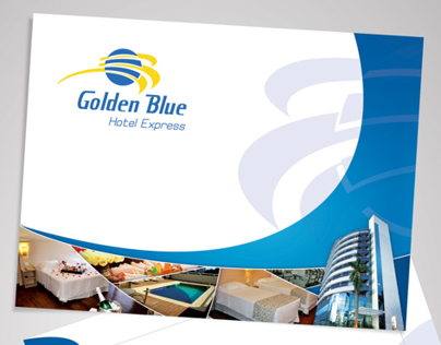 Golden Blue - Papelaria